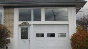 garage après