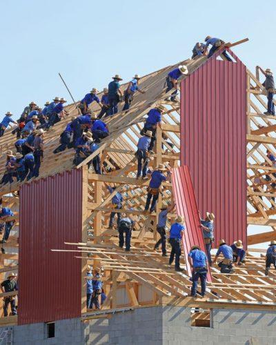 Des travaux de construction selon les plus hauts standards