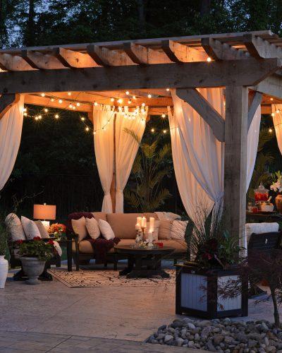 Votre galerie, terrasse ou patio de rêve à la portée de la main